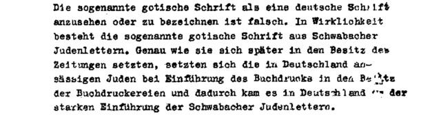 JudenSchrift